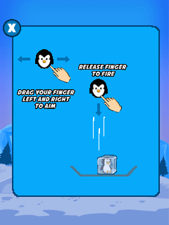 Download free game for mobile phone: Penguin bros - download mobile games for free.