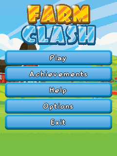 Download free mobile game: Farm clash - download free games for mobile phone.