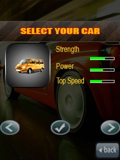 Download free mobile game: Throne racer pro - download free games for mobile phone.