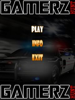 Download free mobile game: Police car driver - download free games for mobile phone.