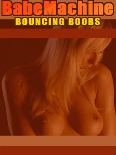 下载免费Babe machine: Bouncing boobs - 手机 java 游戏。下载Babe machine: Bouncing boobs