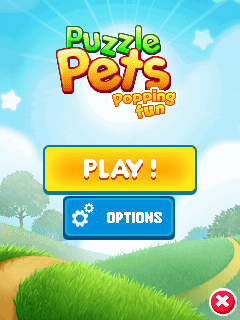 Download free mobile game: Puzzle pets: Popping fun - download free games for mobile phone.