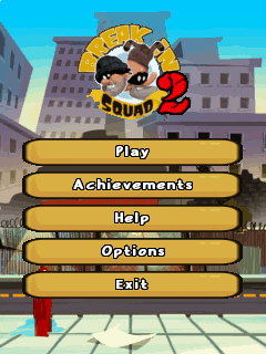 Download free mobile game: Break in squad 2 - download free games for mobile phone.