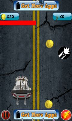 Download free game for mobile phone: Zombie death race - download mobile games for free.