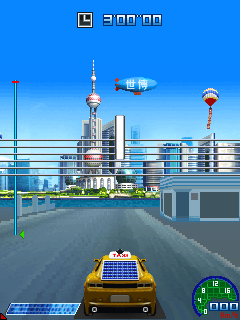 Download free game for mobile phone: Shanghai rally 2 - download mobile games for free.