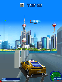Mobile game Shanghai rally 2 - screenshots. Gameplay Shanghai rally 2.