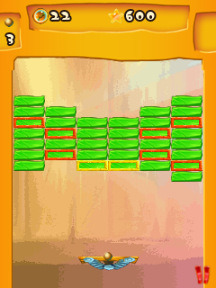 Mobile game Bricks smash - screenshots. Gameplay Bricks smash.