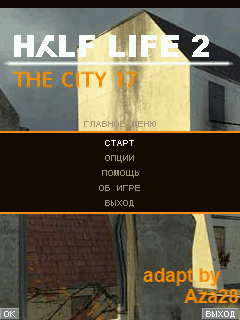 Download free mobile game: Half Life 2: The City 17 - download free games for mobile phone.