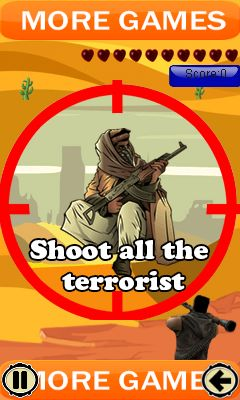 Download free mobile game: Terrorist assassins - download free games for mobile phone.