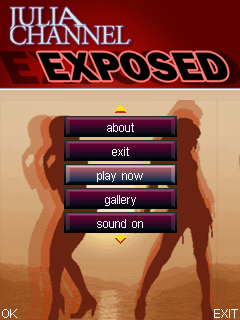 Download free mobile game: Julia channel exposed - download free games for mobile phone.