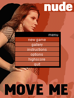 Download free mobile game: Move me nude - download free games for mobile phone.