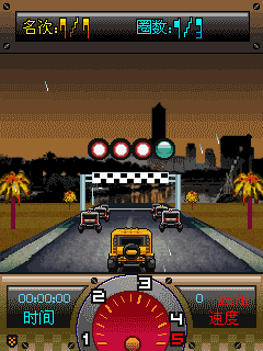 Download free mobile game: Midnight club: Los Angeles - download free games for mobile phone.