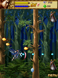 Mobile game Dragon hunting - screenshots. Gameplay Dragon hunting.