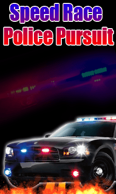 Speed race: Police pursuit