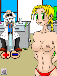 Mobile game Dr.Sukebe: X-boobs - screenshots. Gameplay Dr.Sukebe: X-boobs.