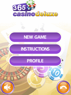 Download free game for mobile phone: 365 Casino deluxe - download mobile games for free.