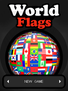 Download free mobile game: World flags - download free games for mobile phone.