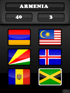 Download free game for mobile phone: World flags - download mobile games for free.