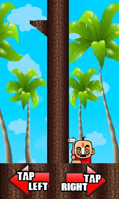 Download free game for mobile phone: Ultimate timber boy - download mobile games for free.