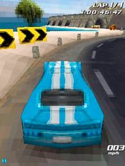 Download free game for mobile phone: 3D coast racer - download mobile games for free.