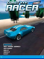 Download free mobile game: 3D coast racer - download free games for mobile phone.
