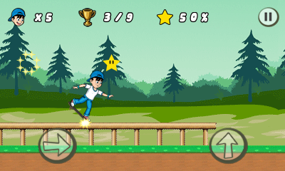 skater kid java game for mobile skater kid free download