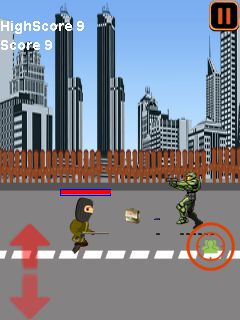Mobile game Real Special Force - screenshots. Gameplay Real Special Force.
