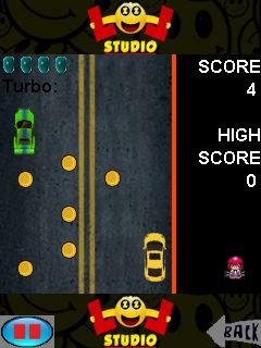 Download free game for mobile phone: Car race 2 - download mobile games for free.