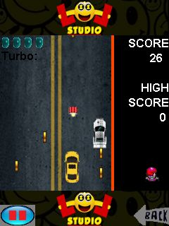 Mobile game Car race 2 - screenshots. Gameplay Car race 2.