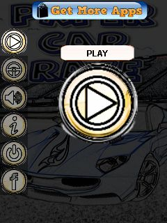 Download free mobile game: Paper car race - download free games for mobile phone.