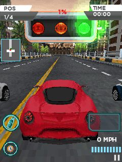 Mobile game Need for speed: Most wanted 2 - screenshots. Gameplay Need for speed: Most wanted 2.
