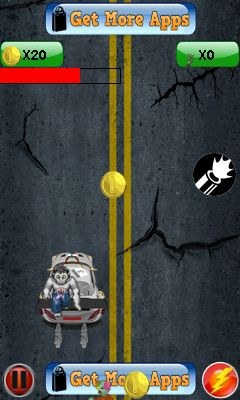Mobile game Dead zone terror - screenshots. Gameplay Dead zone terror.
