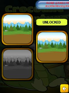 Download free game for mobile phone: Crocodile adventure - download mobile games for free.