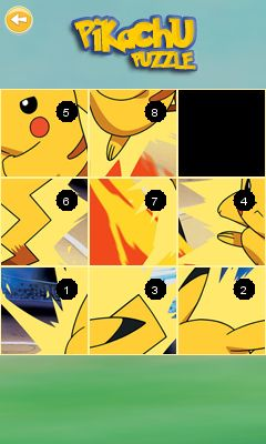 Download free game for mobile phone: Pikachu puzzle - download mobile games for free.