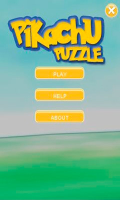 Download free mobile game: Pikachu puzzle - download free games for mobile phone.