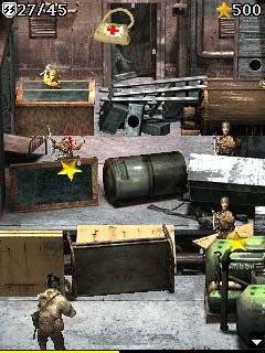 Download free mobile game: Edge of fire 2 - download free games for mobile phone.