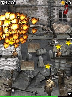 Download free game for mobile phone: Edge of fire 2 - download mobile games for free.
