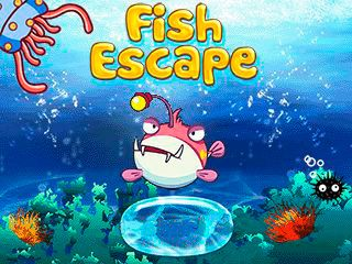 Fish escape