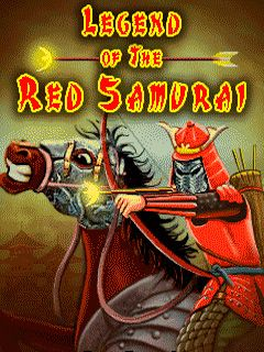 Legend of the red samurai