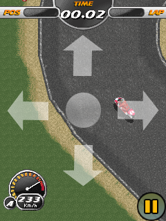 Mobile game Moto challenge reloaded - screenshots. Gameplay Moto challenge reloaded.