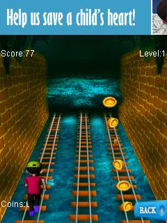 Download free game for mobile phone: Subway runner 2 - download mobile games for free.