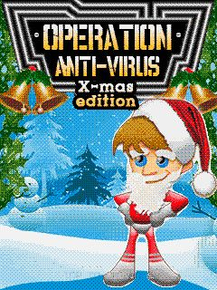 Operation anti-virus xmas edition