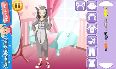Download free mobile game: Kawaii dress up - download free games for mobile phone.