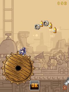 Mobile game Knight screw - screenshots. Gameplay Knight screw.