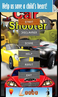 Download free mobile game: Car shooter - download free games for mobile phone.