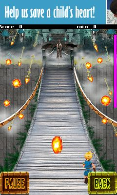 Jeu mobile Evasion robo de temple - captures d'écran. Gameplay Temple robo run.