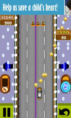 Jeu mobile Bourrasque moto - captures d'écran. Gameplay Moto rush.
