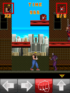 Download free mobile game: Final kombat - download free games for mobile phone.