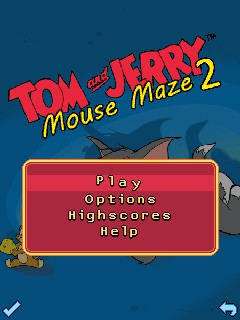Download free mobile game: Tom and Jerry: Mouse maze 2 - download free games for mobile phone.