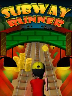 Download free Subway runner 2014 - java game for mobile phone. Download Subway runner 2014